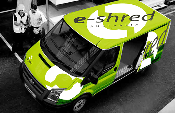 e-shred Van
